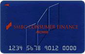 プロミスカードはネイビーを基調としたカードデザイン