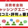 消費者金融キャッシングエニーの口コミ・評判と審査